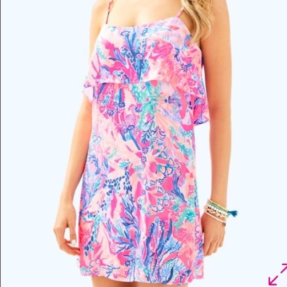 3f0937727ef8ee Lilly Pulitzer Dresses | Lexi Dress In Aquadesiac | Poshmark